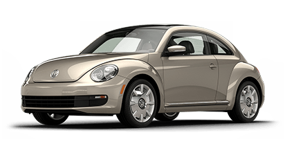 New Volkswagen Beetle at Providence